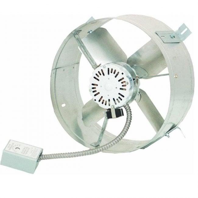 The Best Attic Fans Option: Cool Attic CX1500 Gable Mount Attic Ventilator