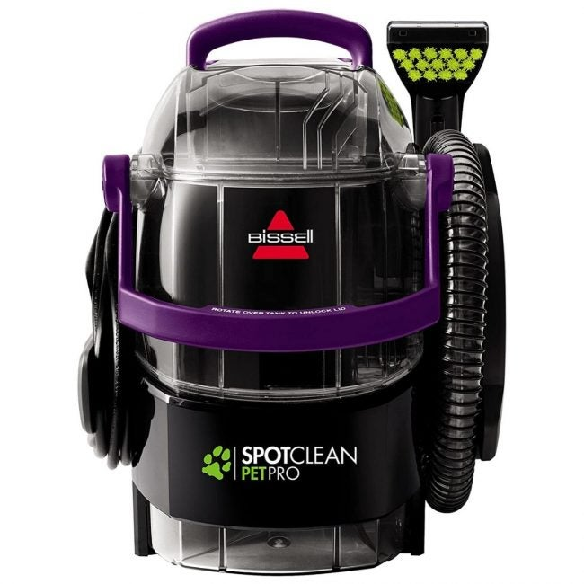 The Best Carpet Cleaners Option: BISSELL SpotClean Portable Carpet Cleaner