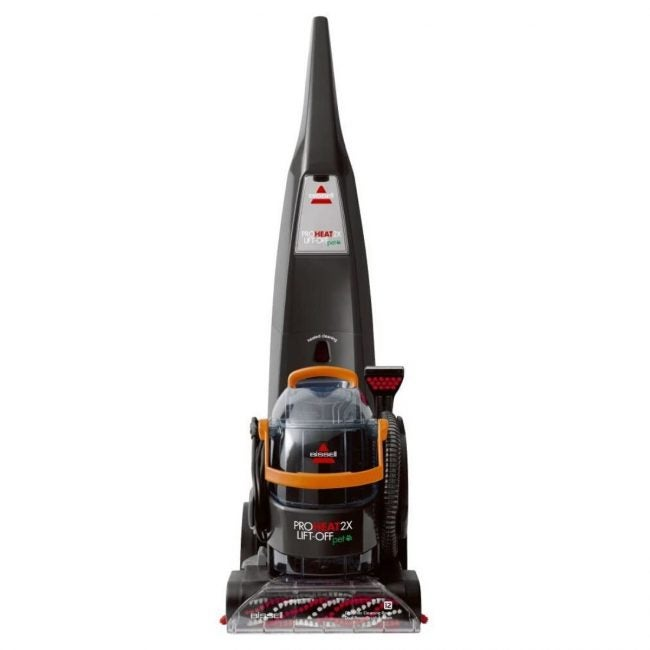 The Best Carpet Cleaners Option: Bissell ProHeat 2X Lift Off Carpet Cleaner