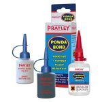 The Best Glue for Plastic Option: Pratley Powda Bond Adhesive
