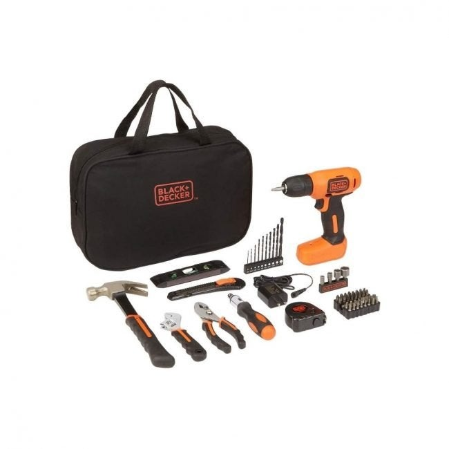 Best Home Tool Kit BLACKDECKER