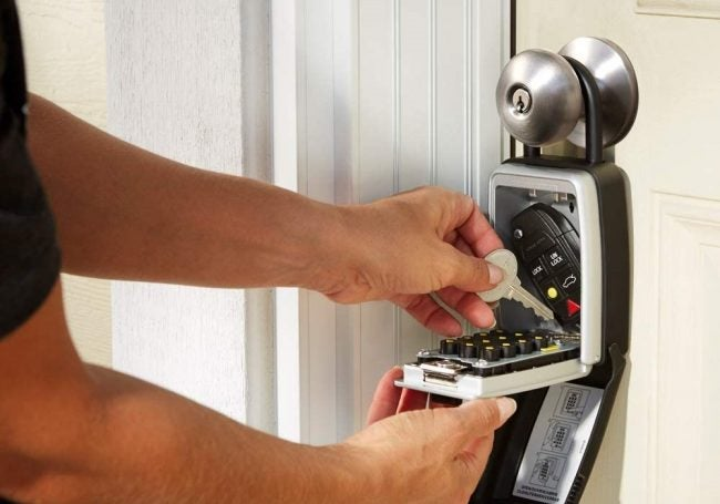 The Best Key Lock Box Options for a Secure Home