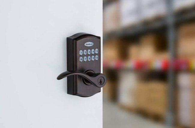 The Best Keypad Door Lock Option