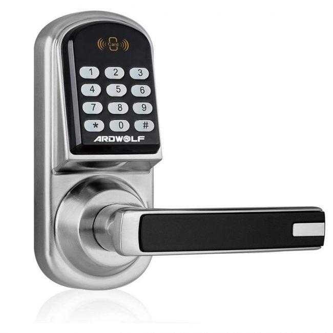 The Best Keypad Door Lock Option: ARDWOLF A30 Smart Keypad Door Lock