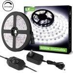 Best LED Light Strips Options: LE LED Strip Light White