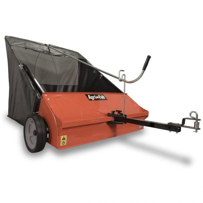 The Best Lawn Sweeper Option: Agri-Fab 44-Inch Lawn Sweeper