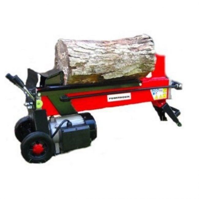 The Best Log Splitter Option: Powerhouse XM-380 Electric Hydraulic Log Splitter