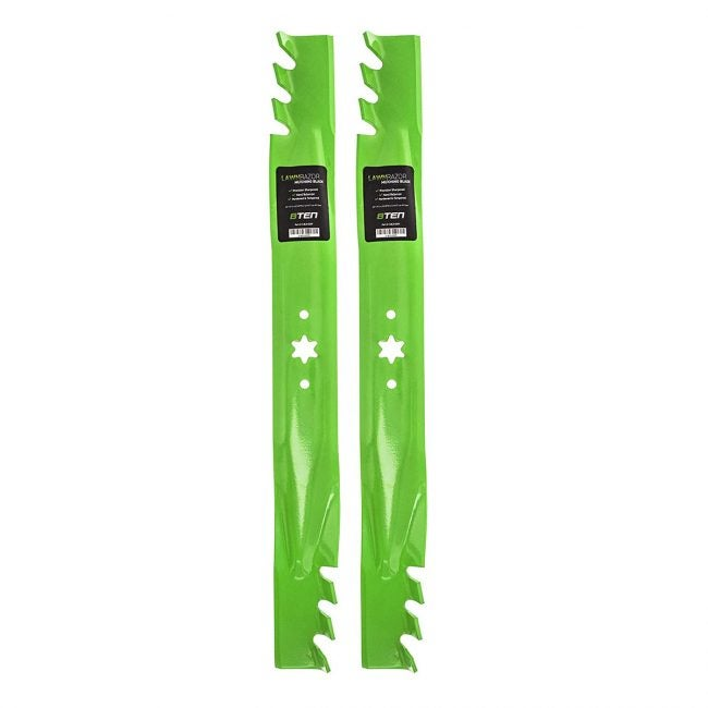 The Best Mulching Blades Options: 8TEN-LawnRazor