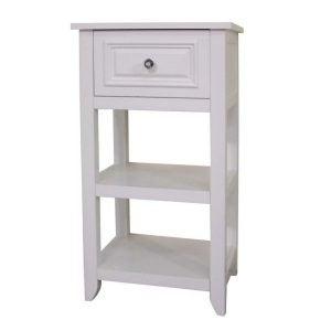 The Best Nightstand Option: Elegant Home Fashions Dawson Shelved Cabinet