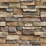 The Best Peel and Stick Backsplash Option: Yancorp Stone Peel and Stick Backsplash