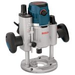 The Best Plunge Router Option: Bosch 2.3 HP Plunge Base Router