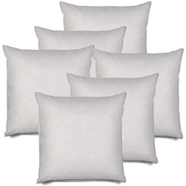 The Best Throw Pillows Option: IZO Hypo-Allergenic Throw Pillow