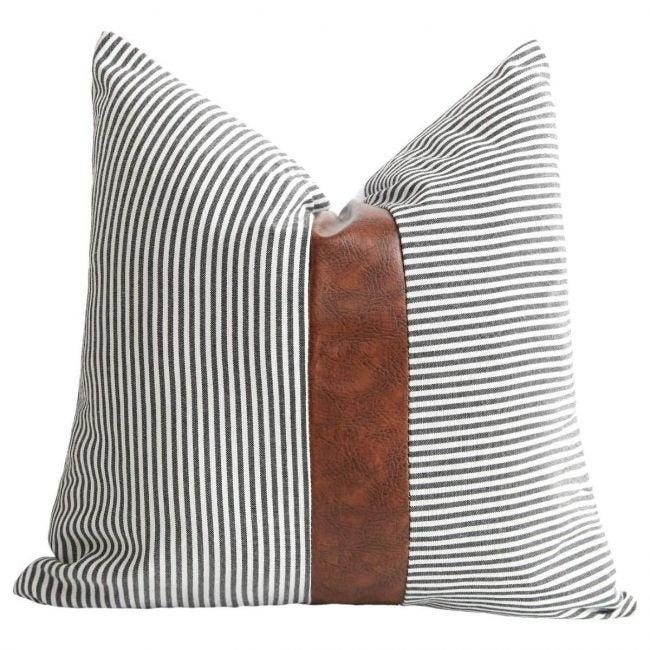 The Best Throw Pillows Option: Merrycolor Farmhouse Decorative Throw Pillow