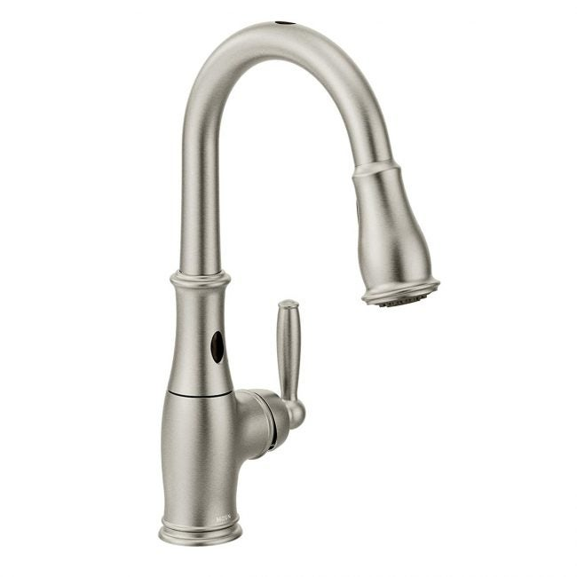 Best Touchless Kitchen Faucet Options: Moen-7185ESRS