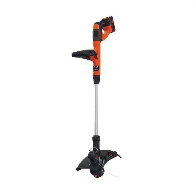 The Best Cordless Trimmer Option: Black+Decker 40V MAX String Trimmer
