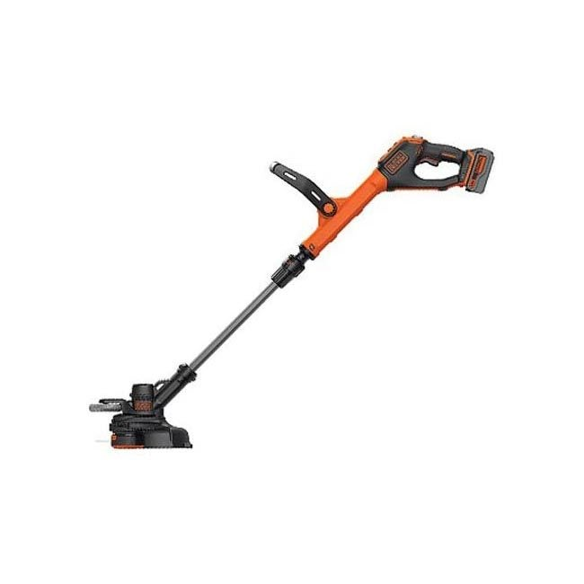 The Best Cordless Trimmer Option: BLACK+DECKER LSTE523 Li-On String Trimmer