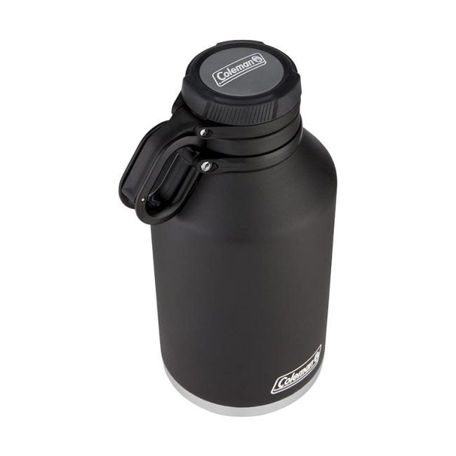 The Best Growler Option: Coleman Insulated Stainless Steel Growler