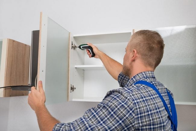 DIY Cabinet Refacing: General Steps