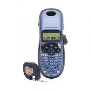 The Best Label Maker Option: DYMO LetraTag LT-100H Handheld Label Maker