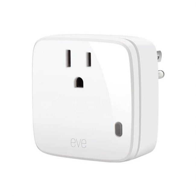 The Best Smart Plug Option: Eve Energy Smart Plug & Power Meter