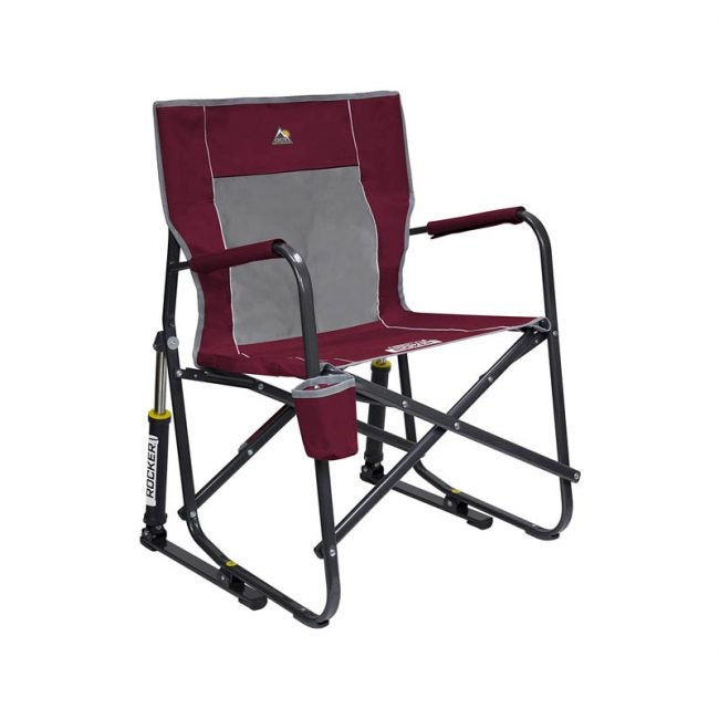The Best Folding Chair Option: GCI Outdoor Freestyle Rocker Folding Chair