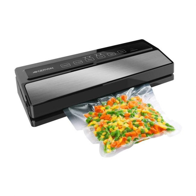 The Best Vacuum Sealer Option: Geryon Vacuum Sealer Machine