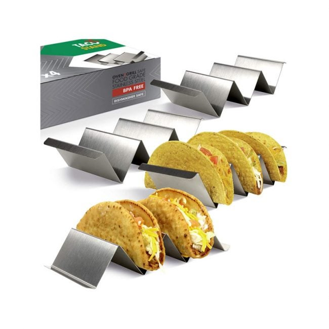 The Best Taco Holder Option: Kibaga Taco Holders