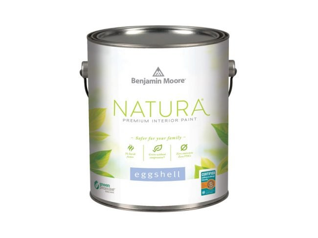 Eco-Friendly Paint: Natura Interior Paint