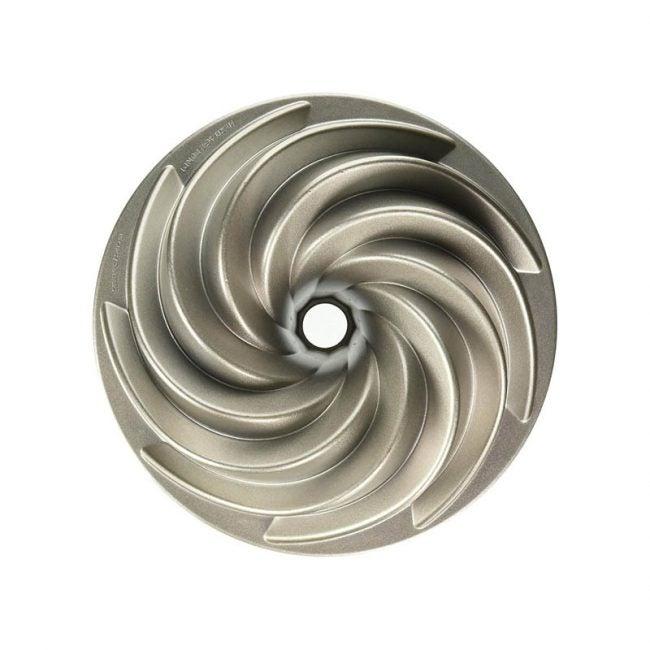The Best Bundt Pan Option: Nordic Ware Platinum Heritage Bundt Pan