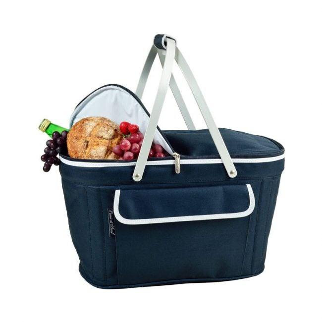 The Best Picnic Basket Option: Picnic at Ascot Folding Picnic Basket