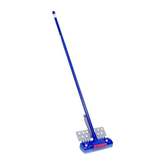 The Best Sponge Mop Option: Quickie Super Squeeze Sponge Mop