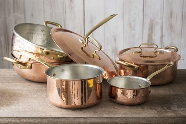 The Best Copper Cookware Options