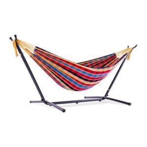 The Best Hammock Option: Vivere Double Cotton Hammock