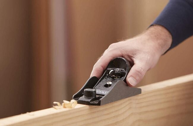 The Best Hand Plane Options