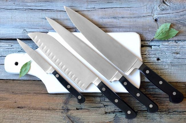 The Best Kitchen Knife Set Options