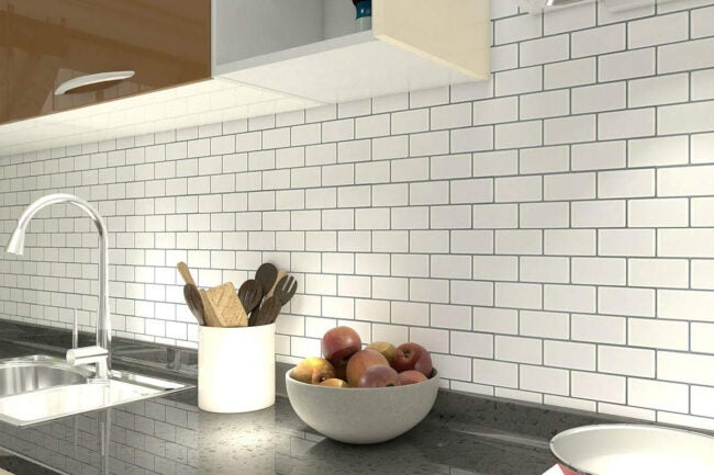 The Best Peel and Stick Backsplash Options