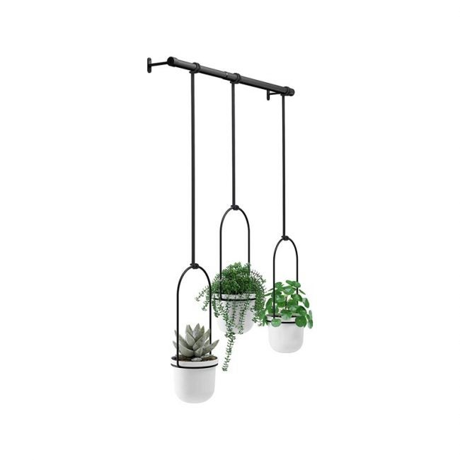 The Best Hanging Planter Option: Umbra Triflora Hanging Planters
