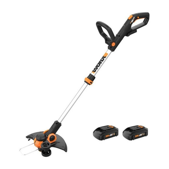 The Best Cordless Trimmer Option: WORX WG163 GT 3.0 20V PowerShare 12″ Cordless
