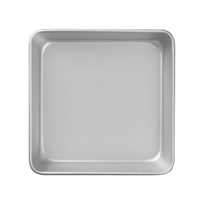 The Best Brownie Pan Option: Wilton Performance Aluminum Square Cake and Brownie Pan