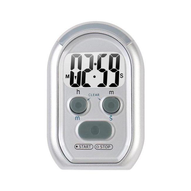The Best Kitchen Timer Option: ZYQY 3-in-1 Alerts Kitchen Timer