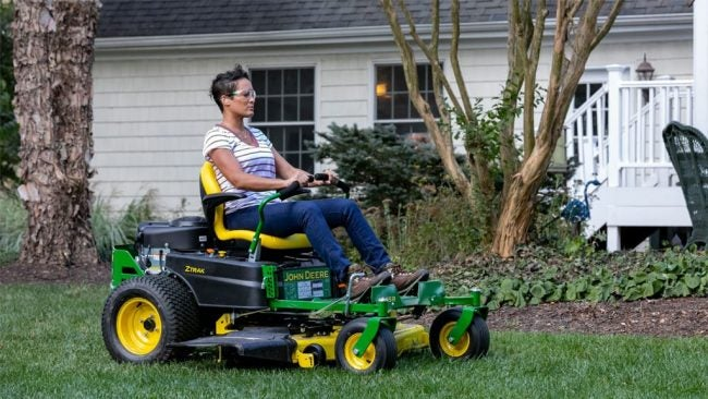 Zero Turn vs. Lawn Tractor: Price