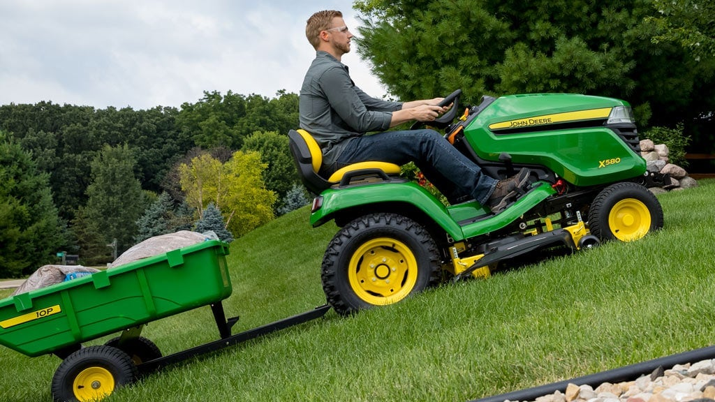 Zero Turn Vs Lawn Tractor The Best Mowers For Large Yards Bob Vila