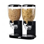 The Best Cereal Dispenser Option: Zevro Indispensable Double Cereal Dispenser