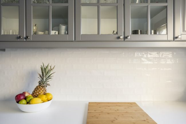 Installing a Tile Backsplash How To