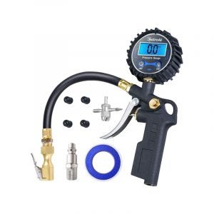 The Best Tire Inflator Option: AstroAI Digital Tire Inflator with Pressure Gauge