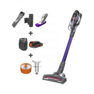 The Best Cordless Vacuums for Pet Hair Option: BLACK+DECKER POWERSERIES Extreme Cordless Vacuum