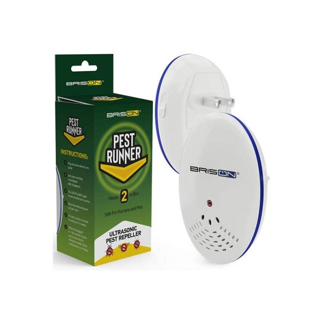 The Best Snake Repellent Option: Pest Control Ultrasonic Repellent