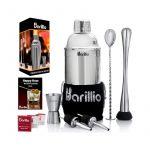 The Best Cocktail Shaker Option: Barillio Elite Cocktail Shaker Set