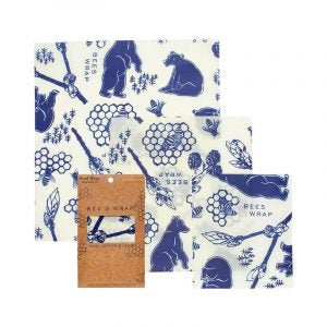 The Best Beeswax Wrap Option: Bees Wrap Food Wrap Bees & Bears