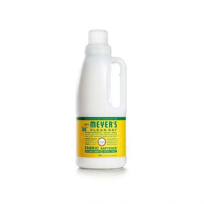 Best Fabric Softener Options: Mrs. Meyer's Clean Day Liquid Fabric Softener